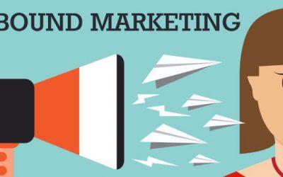 4 hình thức outbound marketing vang bóng một thời vẫn đang hiệu quả