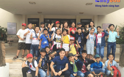Trung tâm anh ngữ Blue Sky An Nhơn đất võ Bình Định