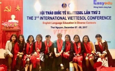 Trung tâm ngoại ngữ Minh Vương chuẩn giáo viên nước ngoài