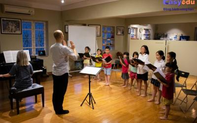Trường Âm nhạc ERATO-Music and Performing arts