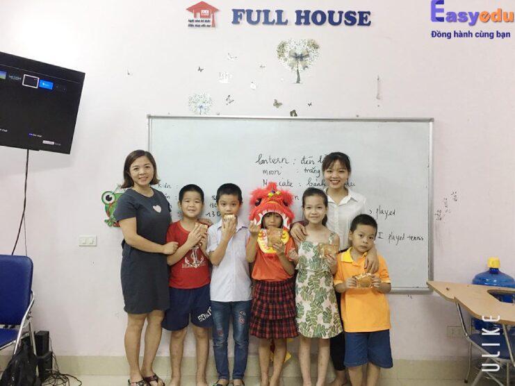 Trung tâm ngoại ngữ Full house-ngôi nhà trí thức
