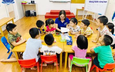 Trung tâm Cara-giáo dục kĩ năng sống tốt nhất cho con trẻ