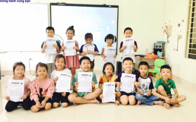 Học English tại Popodoo Trường Yên- thuận tiện và đảm bảo