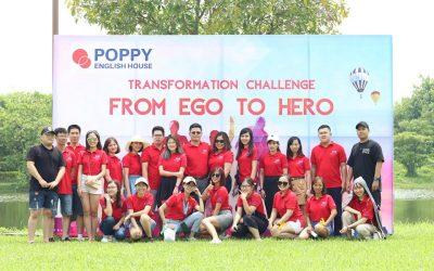 Công ty giáo dục Thiên Thạch Thảo-Poppy House English