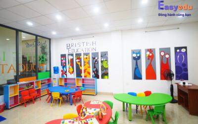 Học tập và trải nghiệm tại trung tâm anh ngữ British Education