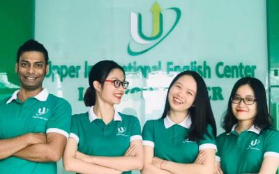 Đến trung tâm anh ngữ Upper-thỏa ước mơ học ngoại ngữ