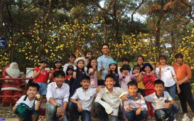 Trung tâm ngoại ngữ , tin học Uni Leader-Journey to your future
