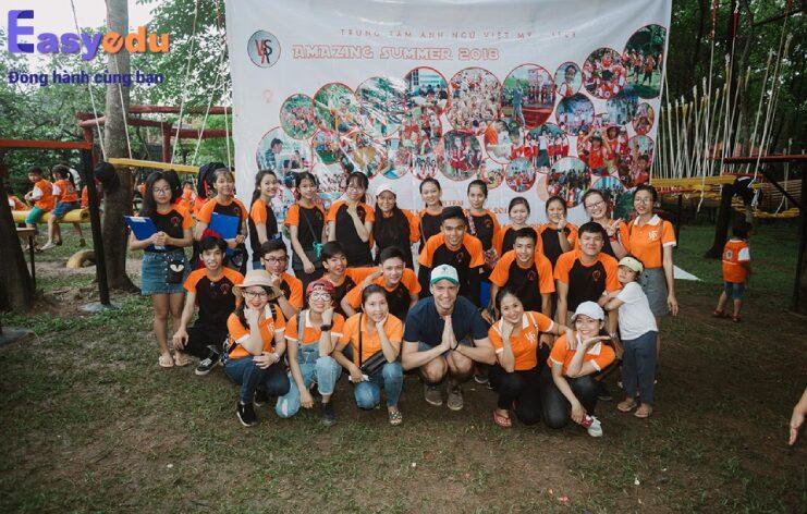 Trung tâm anh ngữ Việt Mỹ IFLY đạt chuẩn quốc tế