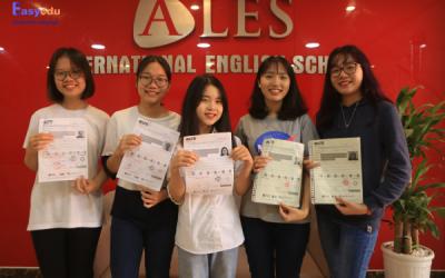 Trung tâm ngoại ngữ ALES đem lại giải pháp học tiếng anh tốt nhất
