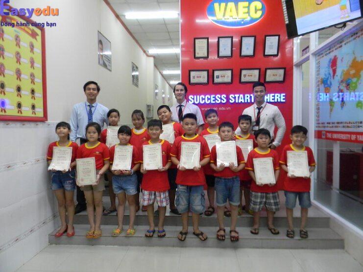 Trung tâm Anh ngữ Việt Úc-Success Start here