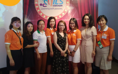 Trung tâm ILS Việt Nam- Learning with passion