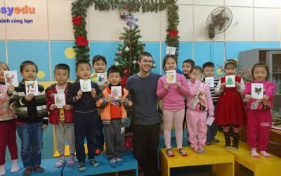 Full Moon English Center-Đồng hành cùng với các con