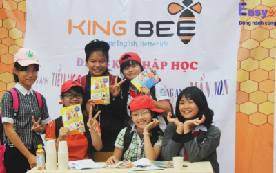 King Bee English- Trung tâm anh ngữ vì con trẻ của bạn
