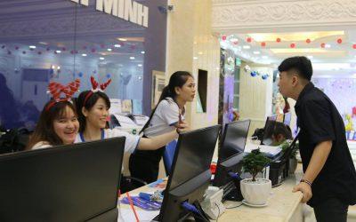 Trung tâm Việt Anh- Tiếng Anh vững vàng , tương lai tươi sáng