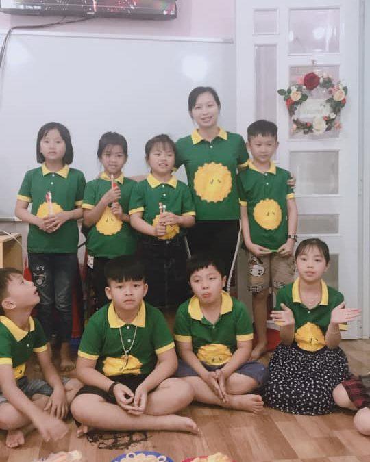Ngoại ngữ Sunflower – Tiếng anh căn bản cho trẻ từ 3 tuổi
