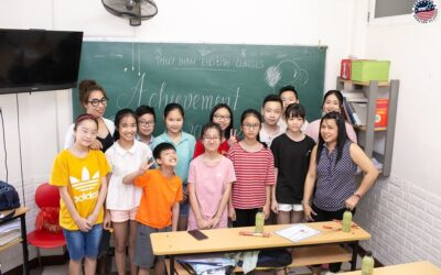 Thủy Phạm English classes-Teach with passion