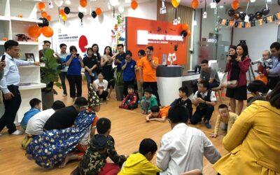 Robot school human academy Viet Nam-Vươn tới tương lai