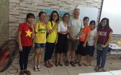 Trung tâm tiếng anh TeaTour – Tình nguyện viên tại bản Tèn