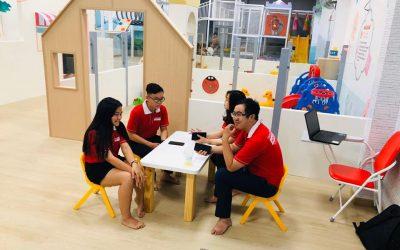 Hoàng Minh English Center – Tiếng anh cho công dân toàn cầu.