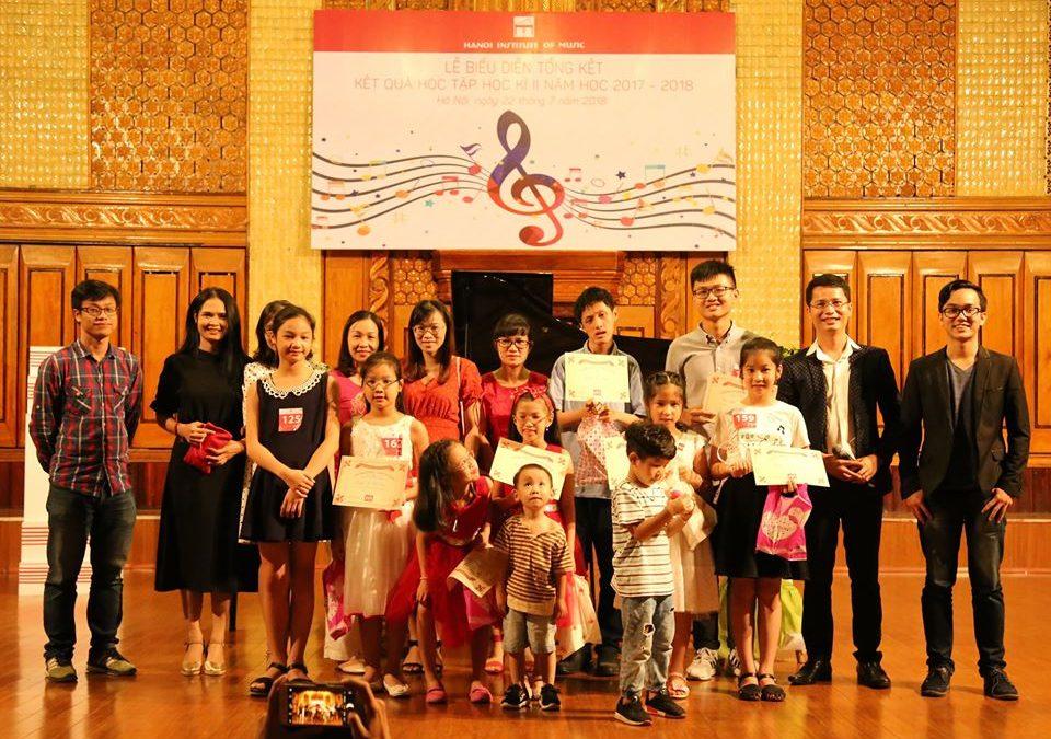 Viện âm nhạc Hà Nội – Nâng tầm âm nhạc ra thế giới