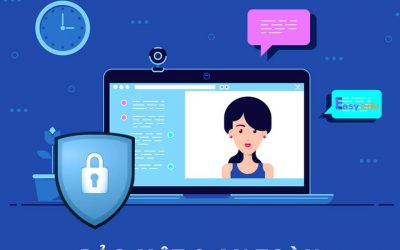 Bảo mật an toàn cho dạy học trực tuyến trên phần mềm Easy Edu
