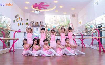 Trung tâm nghệ thuật Pinky Dance – Phát triển tài năng trẻ