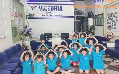 Trung tâm Anh ngữ Victoria – nơi chắp cánh ước mơ