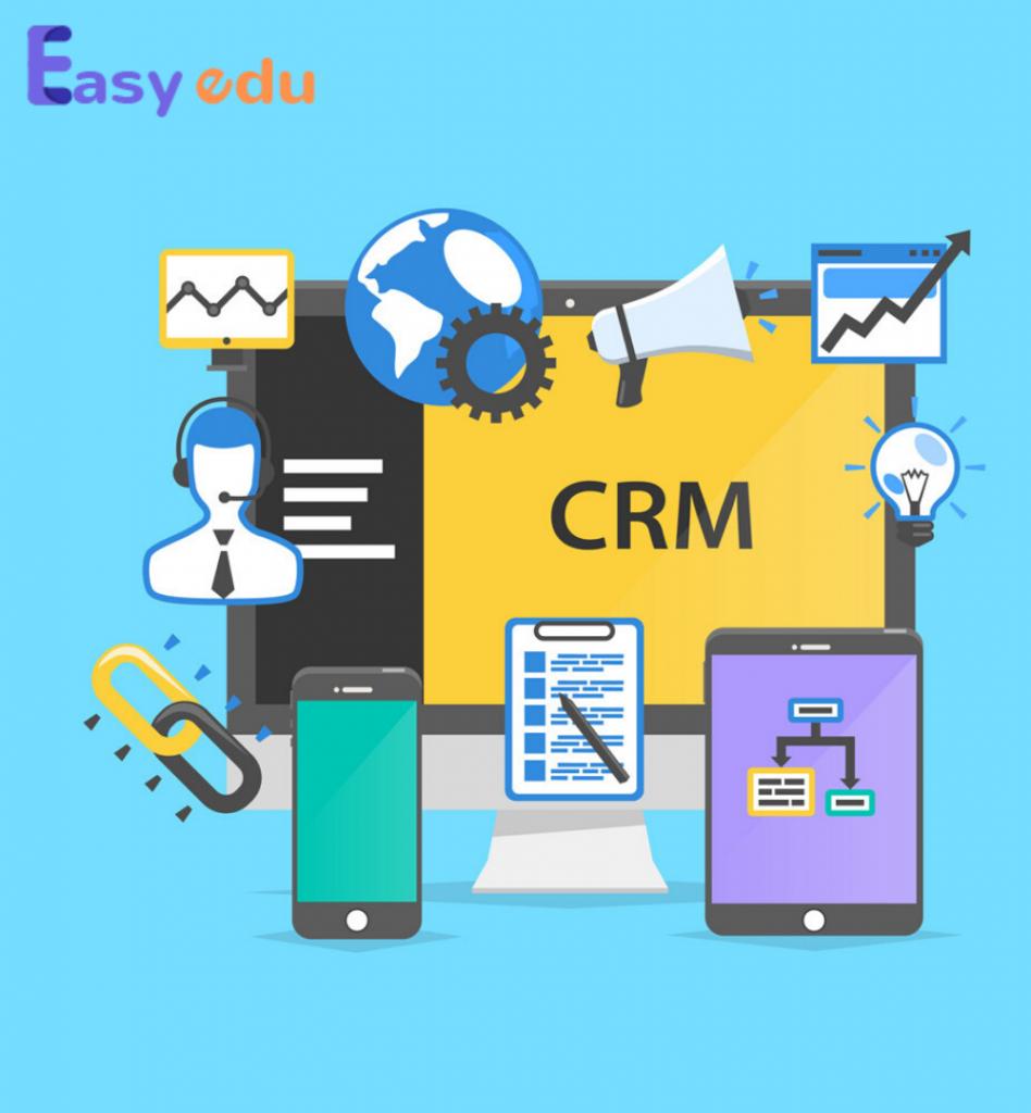 Phần mềm CRM của Easy Edu