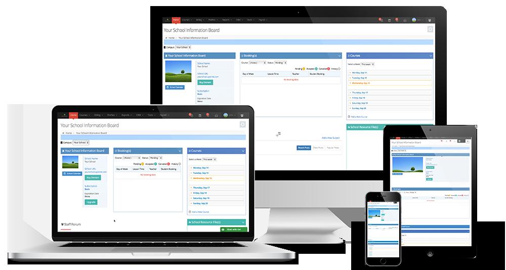 Phần mềm quản lý Trung tâm Ngoại ngữ AyoTree