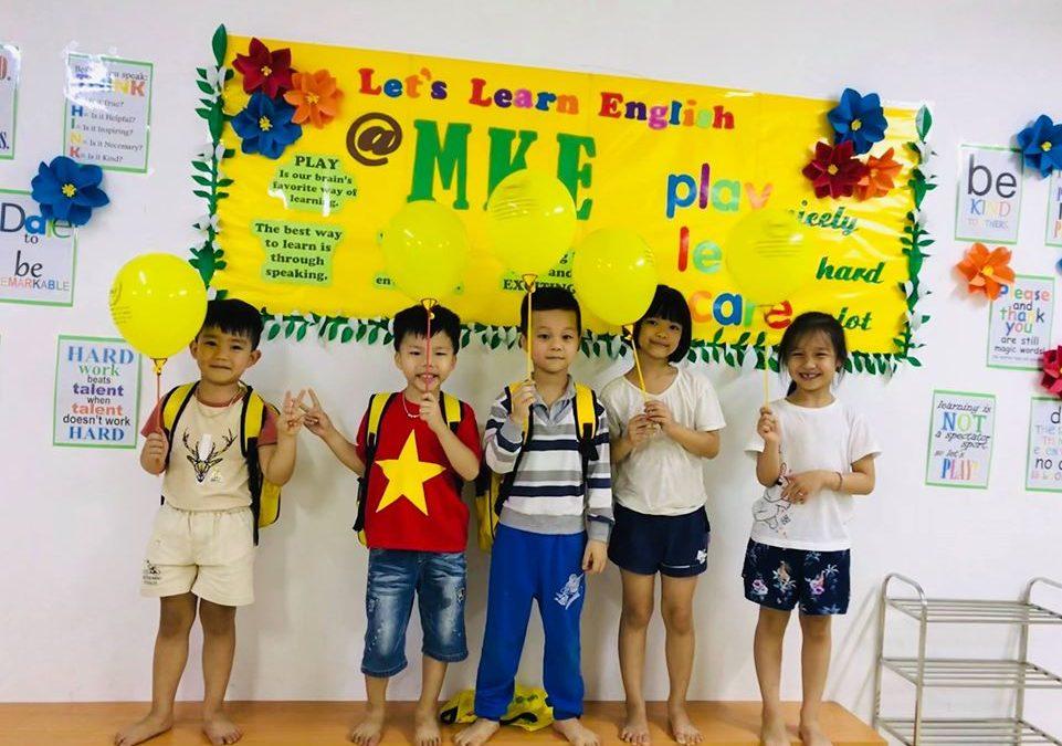 Trung tâm Ngoại ngữ Quốc tế MKE – International Language