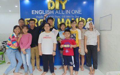 English All In One – Truyền đạt kiến thức – Đổi mới tư duy