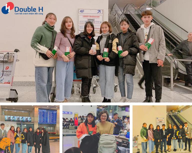 Trung tâm du học Double H – Chấp cánh ước mơ du học Quốc tế