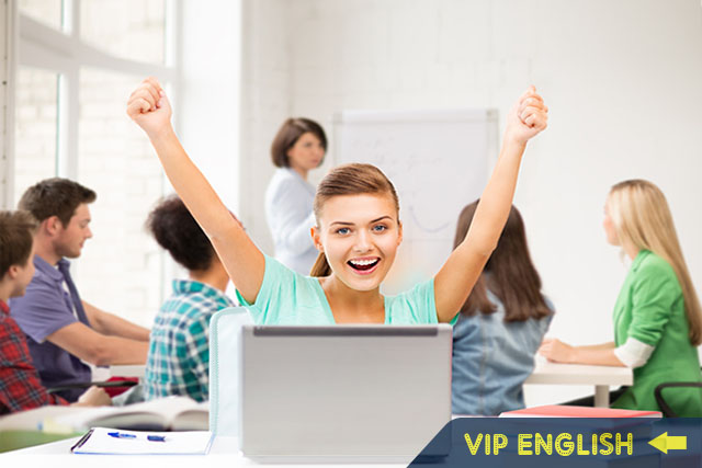 VIP English (Asia Pacific) - Pioneering Personalized Education