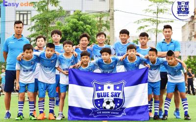 Học viện Blue Sky Việt Nam – Nơi trẻ em được phát triển toàn diện