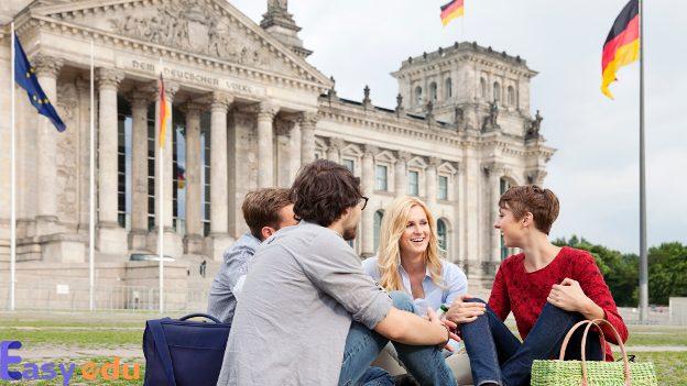 Trung Tâm tiếng Đức Du Học - Du học Đức 5 Sao