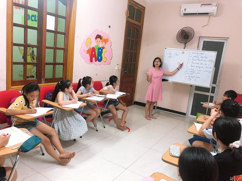 Anh ngữ Smart Edu - Be Creative And Effective