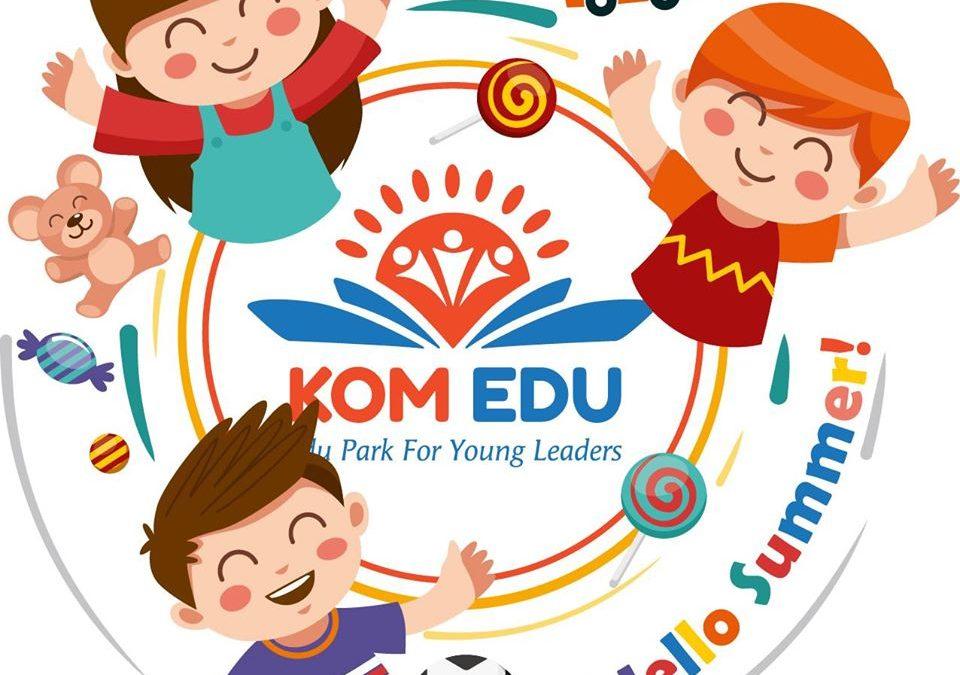 Trung tâm anh ngữ Kom Edu Park – Edu Park For Young Leader
