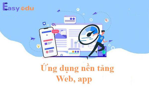 Phần mềm quản lý điểm danh online EasyEdu