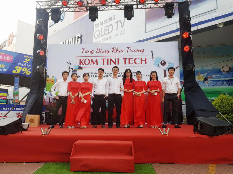 Trung tâm anh ngữ Kom Edu Park - Edu Park For Young Leader