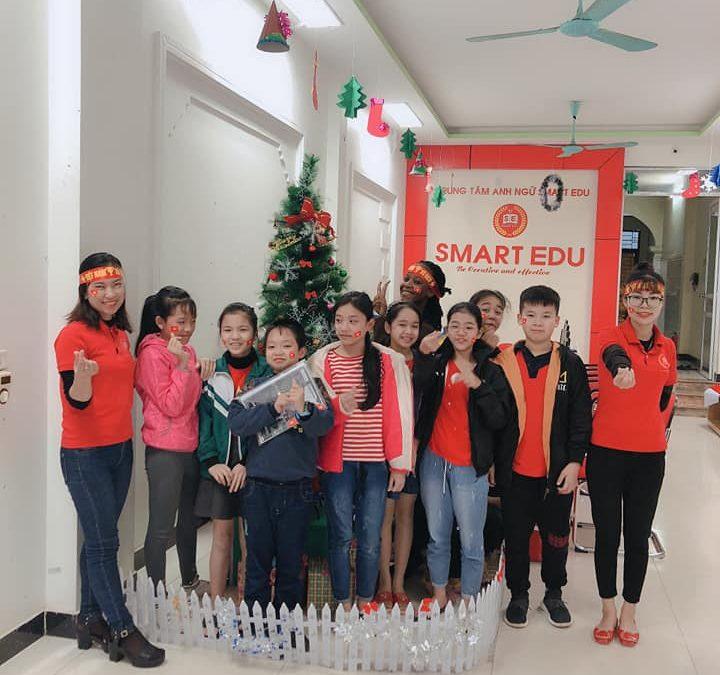 Anh ngữ Smart Edu – Be Creative And Effective