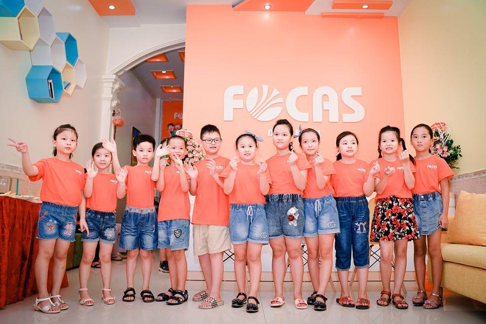 Focas Do It Now – Trung Tâm Tiếng Anh Trẻ Em Hải Phòng