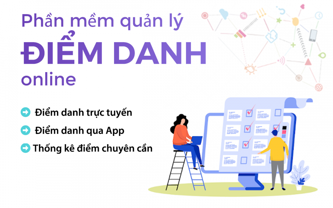 Phần mềm quản lý điểm danh online Easy Edu