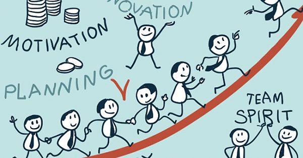Thúc đẩy nhân viên làm việc hiệu quả