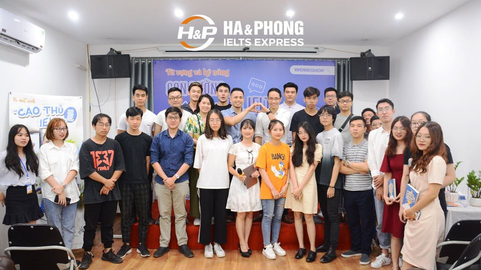 HA & PHONG English – Học tiếng anh với thầy Hà & Phong