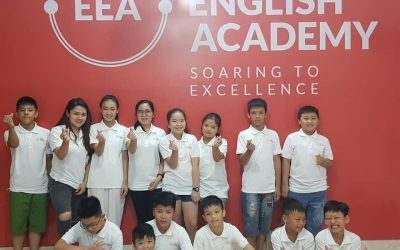 Eagle English Academy – Soaring to excellence