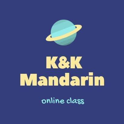 K&K Mandarin – Lớp Tiếng Hoa Online