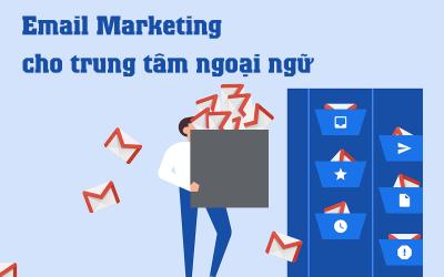 Chiến thuật Email Marketing nhỏ giọt cho các trung tâm Giáo dục – Đào tạo