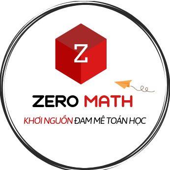 ZERO MATH – Khơi nguồn đam mê toán học