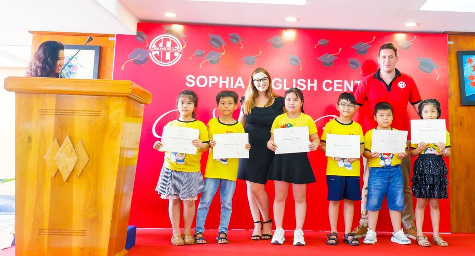 SEC – Sophia English Center – Khơi nguồn đam mê Anh ngữ – Nâng tầm ước mơ