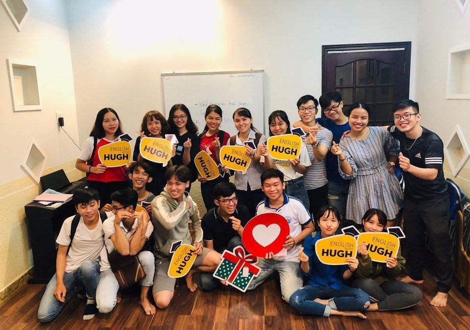 English With Hugh – Trung tâm Anh Văn giao tiếp